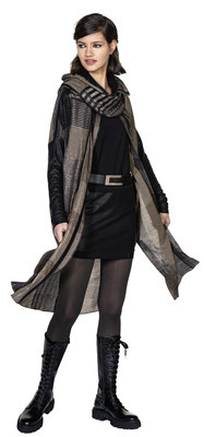 Top 1020-101, Skirt 330-38,  Longblouse 348-15, Belt 3026-99