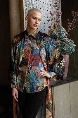 Blouse 99-Naomi ES P04, Kimono 217-Viola VE P04