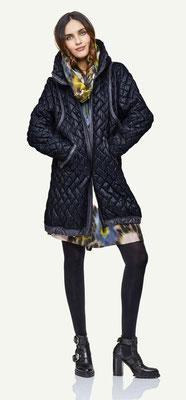 Coat 120-14, Dress 158-13, Scarf 195-13