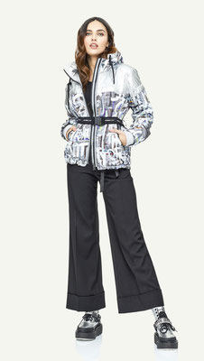 Jacket 164-35, Pants 101-1