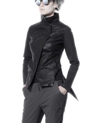 Jacket 076202152  front unzipped