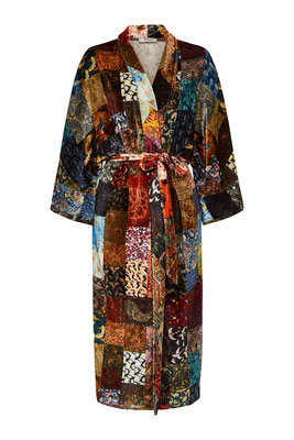 Kimono 217 Viola VE P04