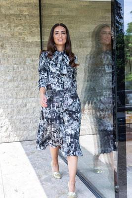 Dress 155-Mimi, Print K3