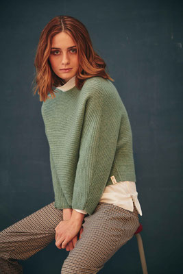Sweater CC190L over TS91L