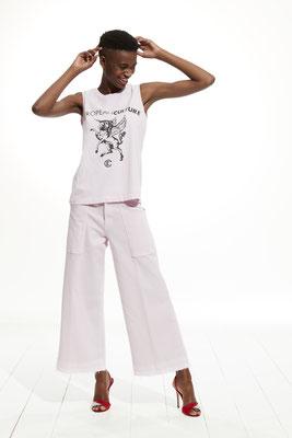 T-Shirt 38HU 2790, Pants 073U 3881