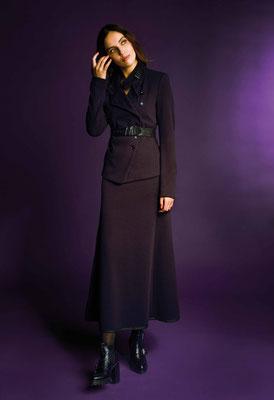 Jacket 149-9, Skirt 163-99, Belt 184-99