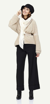 Jacket 119-11, Pants 101-1, Scarf 196-99, Hat 1074-37