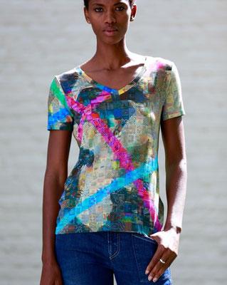 T Shirt  162-Vana, Print K9