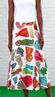 Skirt 140-Gio   Print K13