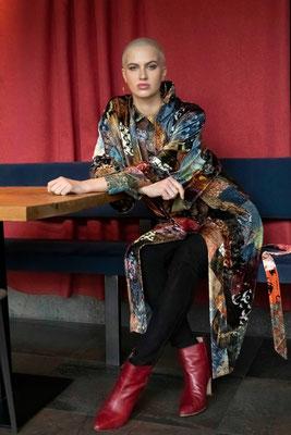 Kimono 217-Viola VE P04