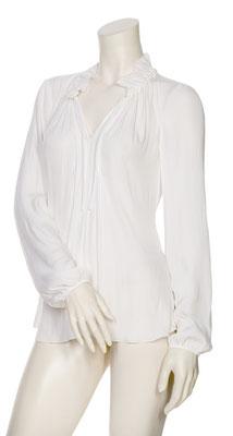 Blouse white 1053-102