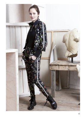 JACKET: 2038 MARIUS; PANTS; 2040 NEMO