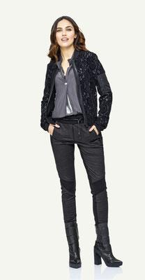 Jacket 108-7, Blouse 107-6, Pants 117-18