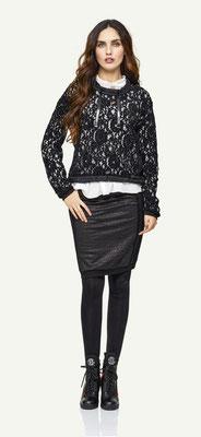 Blouse 138-29, Sweater 115-7, Skirt 126-18
