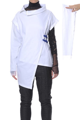 Shirt 060702202 front unzipped