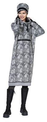 Dress 3501-22, Cap 3003-22, Loop 3009-22