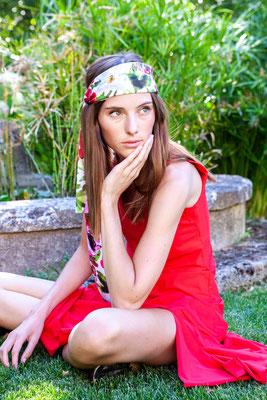 Dress 2050 Flora