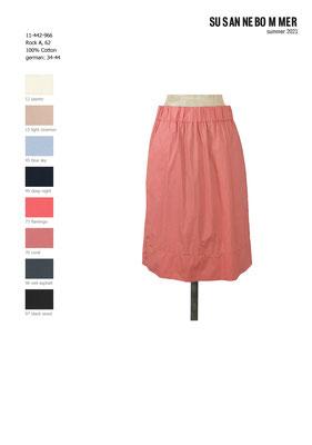 11-442-966, 76 Skirt, coral