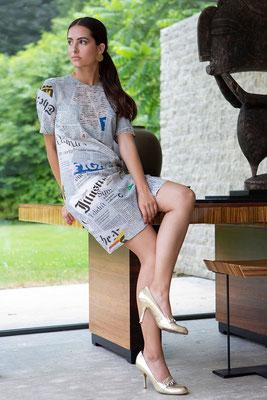 Dress 127-Karin   Print K2