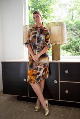 Dress 59- Fari  Print K10