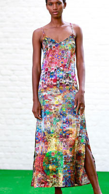 Dress 66B - Anny Print SP41