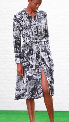 Dress 155- Mimi,   Print K3