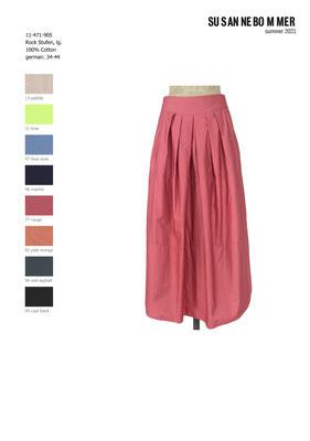 11-471-905, 77 Skirt long, rouge
