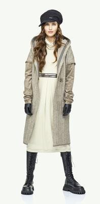 Dress 146-34, Coat 113-10, Hat 1074-37