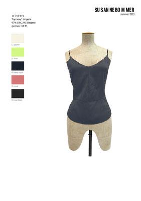 11-715-919, 99 Top sexy lingerie, coal black