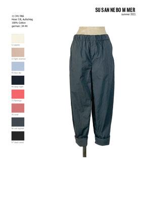 11-341-966, 96 Pants 7/8 wet asphalt