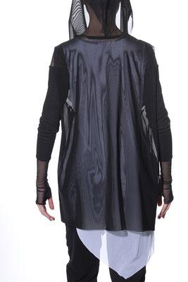 Hoody Vest 091301192 back
