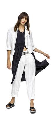 Jacket 223-18  Dress 245-9  Pants 206-18  Belt 290-99