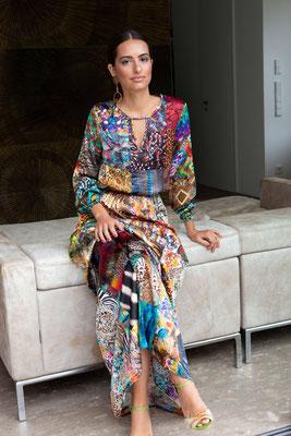 Dress 67- Dori  Print K5