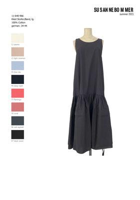 11-640-966, 49 Dress long, deep night