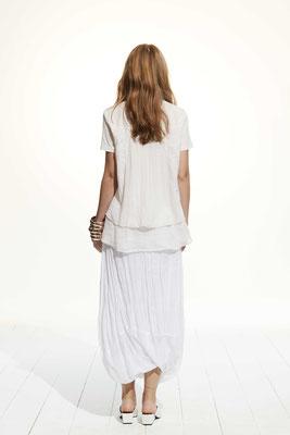 T-Shirt 361U 2798, Skirt 2540 7027