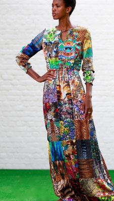 Dress 67-Dori  Print K5