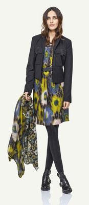Jacket 151-1, Dress 158-13, Scarf 195-13, Belt 184-99