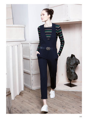 JUMPSUIT: 2102 BETTY; T-SHIRT: 2101 FLY