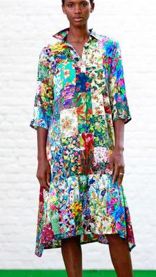 Dress 157-Maria, Print K4