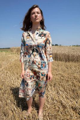 157-ES MARIA dress, print 05
