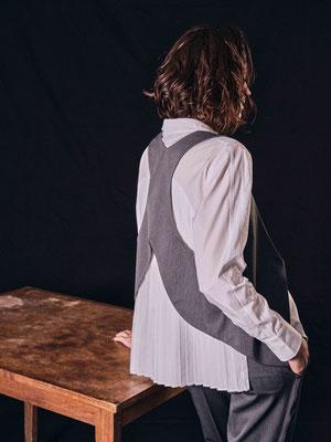 Shirt Zaven, Veste Jivan