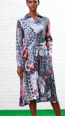 Dress 155- Mimi,  Print E04