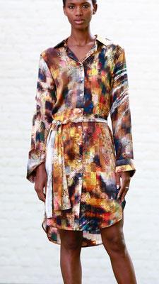 Dress 59-Fari  Print  K10