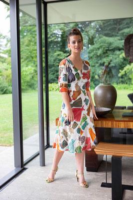 Dress 172- Rita Print K13