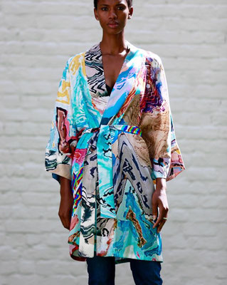 Kimono 71-Kim Print K7