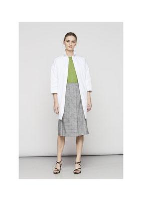 Skirt 25008093, Sweater M5909500, Jacket 75W0 3183