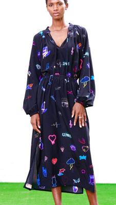 Dress 132-Amelie, Print K22