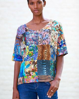 T-Shirt  161- Jana,  Print K5