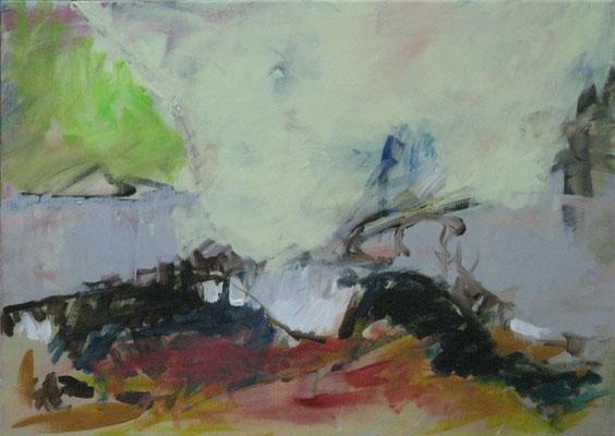 Swallow, 2012,50x70
