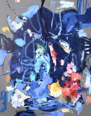 Blue Heron 6 | 180x150 | 2016